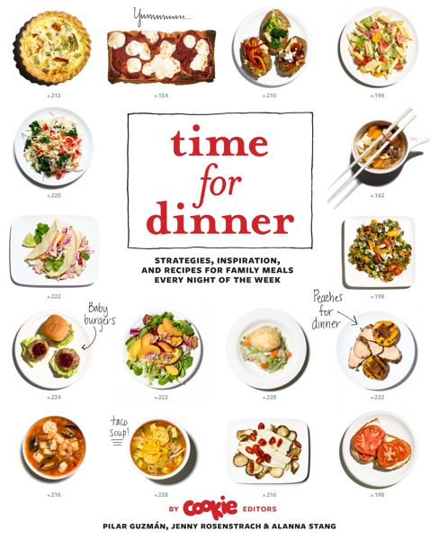 Time For Dinner cover