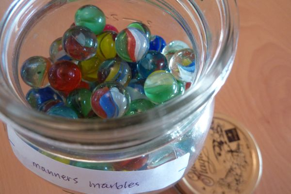 Jar Of Marbles Story : Dinner a love story table manners for grown ups