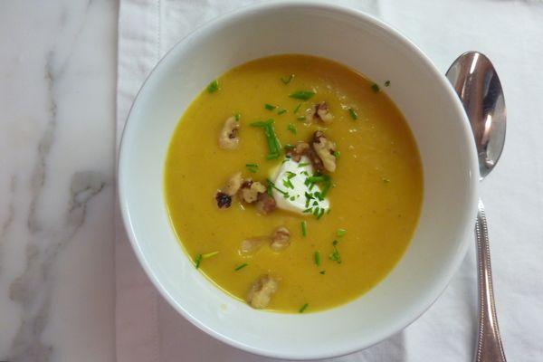 Butternut Squash Soup Ina Garten butternut squash soup recipe | dinner: a love storydinner: a love