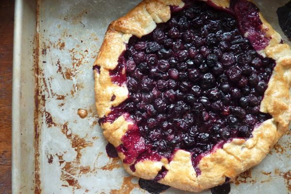 Five Reasons to Make a Berry Galette