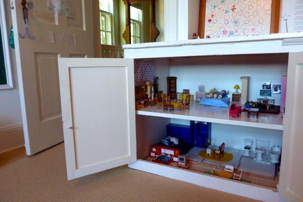 Make your own dollhouse dinner a love storydinner a for How to make your own dollhouse