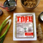 tofu ingredients