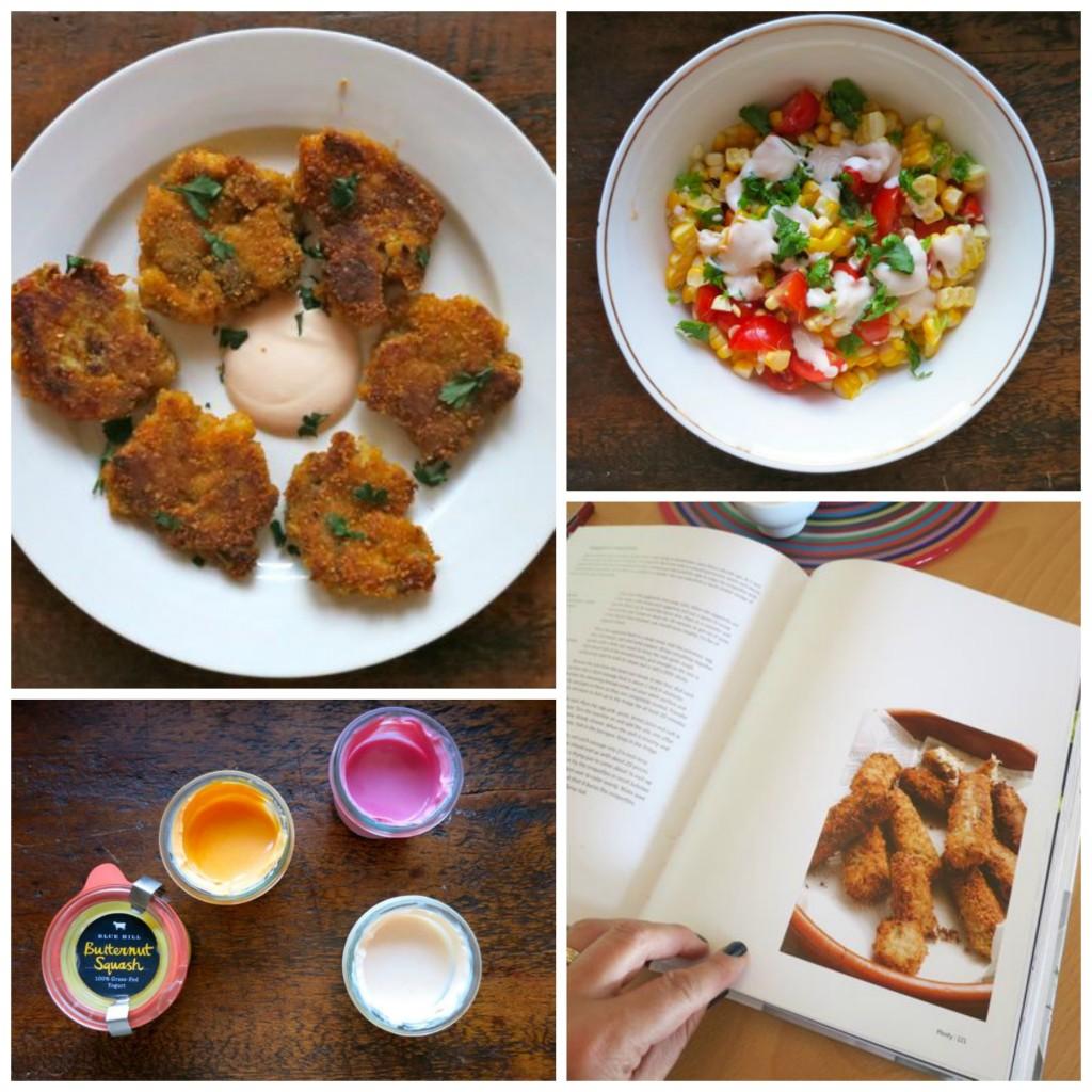 Sunflower Squash Fritters Recipes — Dishmaps