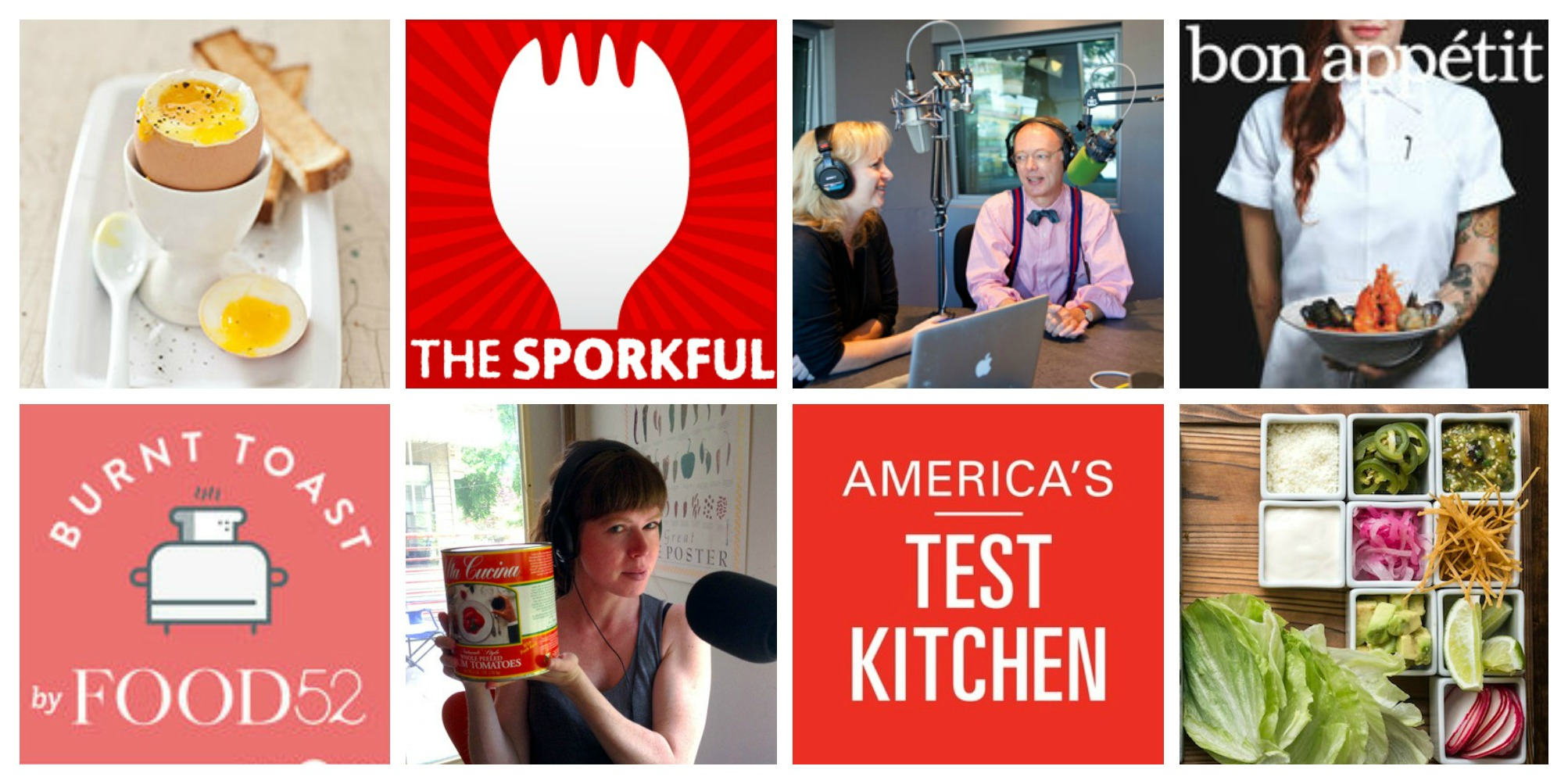 5 Fave Food Podcasts Dinner A Love Story
