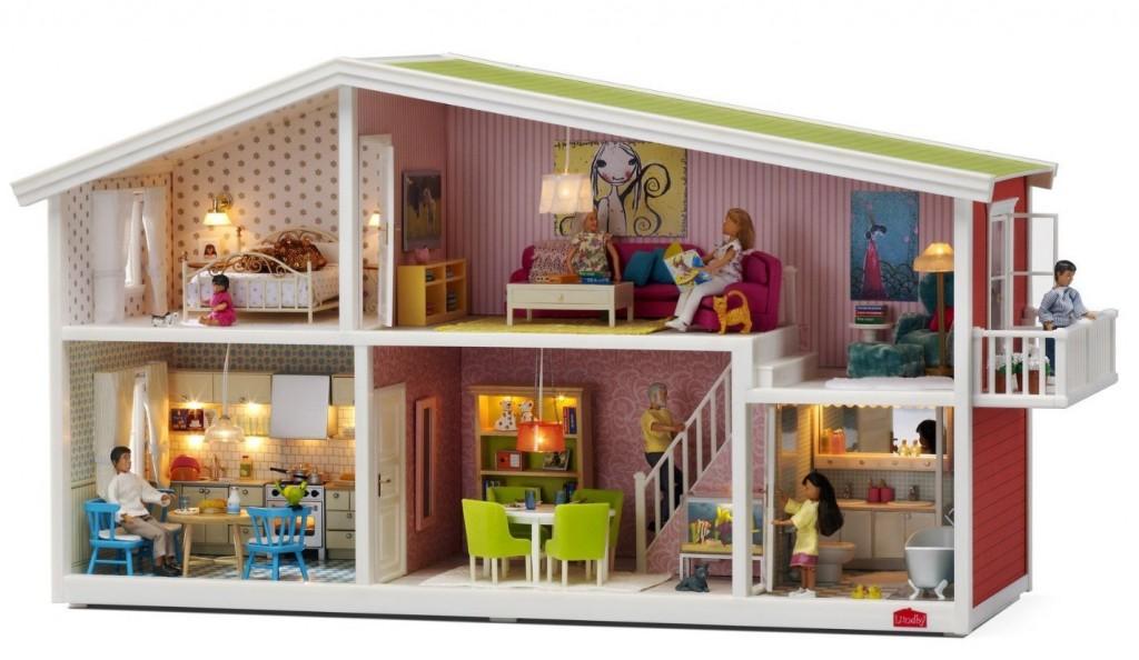 Смоланд кукольный домик
