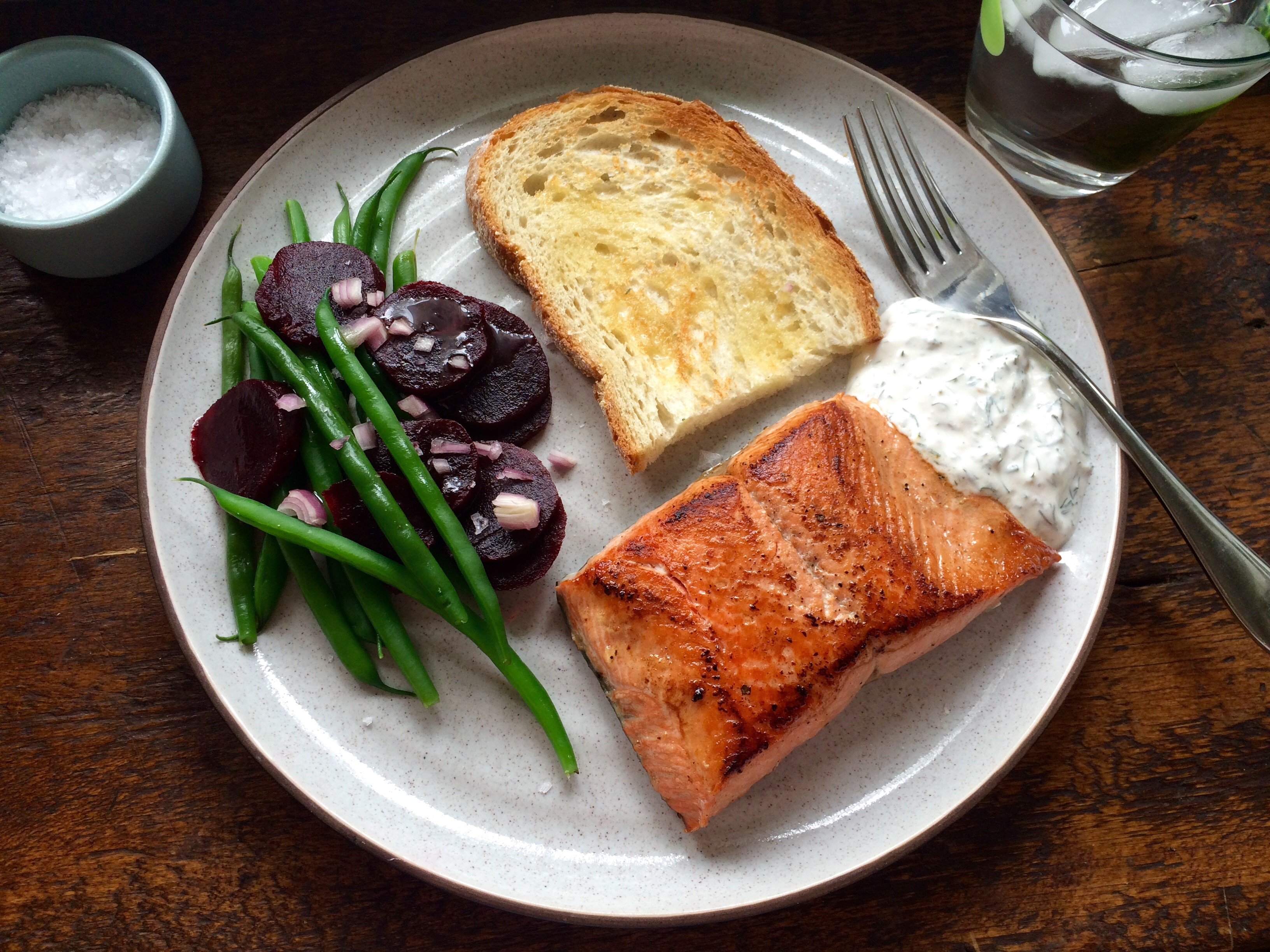 Mail-Order Salmon (+ A Fave Recipe)
