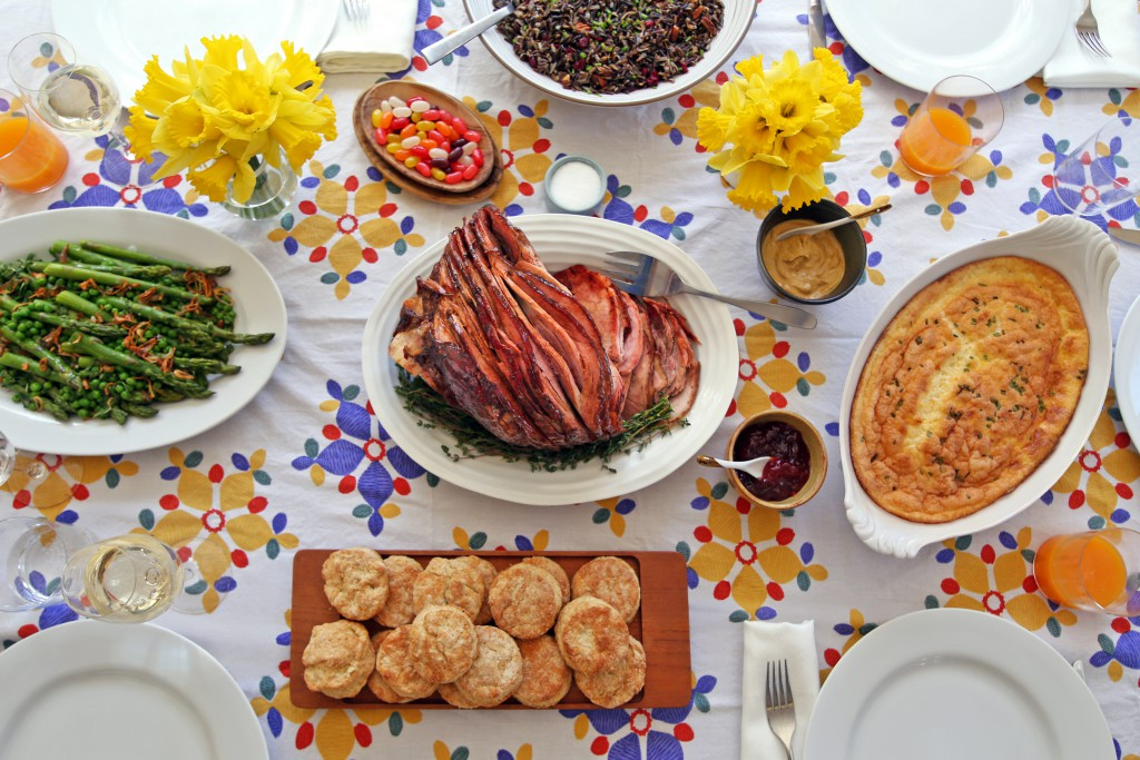Mix and match easter brunch cooking and recipes for Non traditional easter dinner ideas