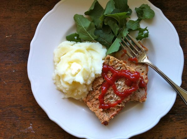 Bipartisan Meatloaf Dinner A Love Story