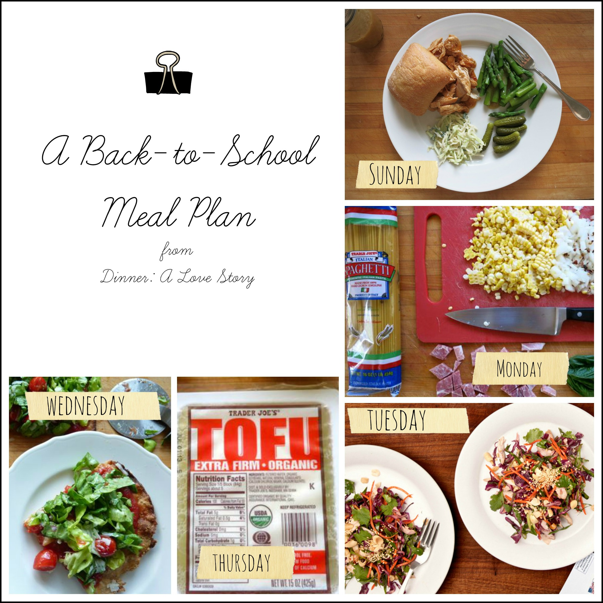 diet school meal plan